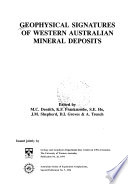 Geophysical signatures of Western Australian mineral deposits