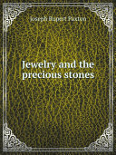 Jewelry and the precious stones