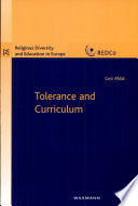 Tolerance and the curriculum