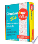 Grandma  and  Me  In the Kitchen Activity Kit Book