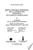 Breve historia feminista de la literatura española