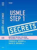 USMLE Step 1 Secrets