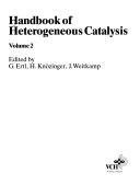 Handbook of Heterogeneous Catalysis Book