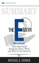 Summary - the E-myth Revisited