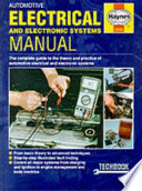 Automobile Electrical & Electronic Systems