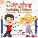 Cursive Handwriting Workbook Grade 6
