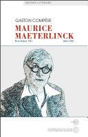 Pdf Maurice Maeterlinck Telecharger