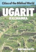 Ugarit  Ras Shamra  Book