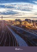 Railway Engineering Design   Operation