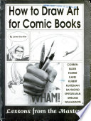 How to Draw Art for Comic Books