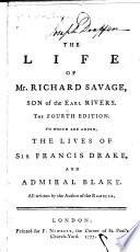 The Life of Mr. Richard Savage, Son of the Earl Rivers Pdf/ePub eBook