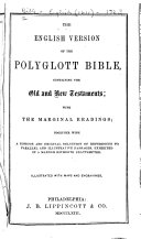 The English Version of the Polyglott Bible