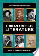 African American Literature An Encyclopedia For Students Book PDF