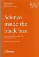 Science Inside the Black Box ebook