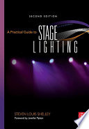 A Practical Guide to Stage Lighting Book