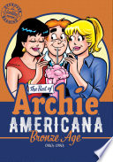 The Best Of Archie Americana Vol 3