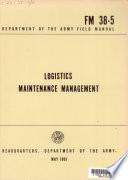 Logistics Maintenance Management