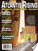 Atlantis Rising Magazine - 111 May/June 2015