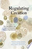 Regulating Creation