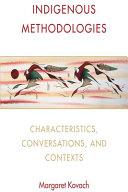 Cover of Indigenous Methodologies