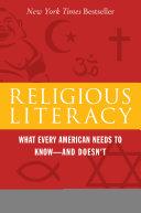 Pdf Religious Literacy