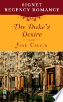 The Duke s Desire Book