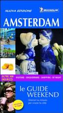 Guida Turistica Amsterdam. Con pianta Immagine Copertina
