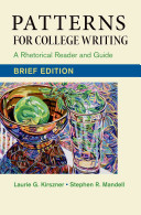 Patterns for College Writing  Brief Edition