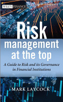 Risk Management At The Top Book