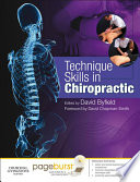 Technique Skills In Chiropractic E Book Book PDF