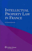 Intellectual Property Law in France
