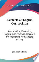 Elements of English Composition