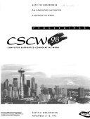 CSCW  98