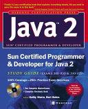 Sun Certified Programmer   Developer for Java 2 Study Guide