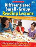 Differentiated Small group Reading Lessons