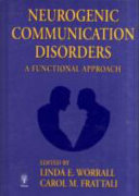 Neurogenic Communication Disorders