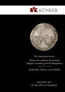 Pdf Künker Auktion 307: Die Sammlung Genaert - Münzen der südlichen Niederlande (Belgien, Luxemburg und Nachbargebiete) | Ausländische Münzen und Medaillen aus Mittelalter und Neuzeit Telecharger