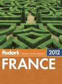 Pdf Fodor's France 2012