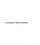 Personal Robot Navigator