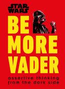 Star Wars Be More Vader Pdf/ePub eBook