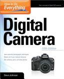 How to Do Everything  Digital Camera