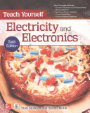 Cover of Teach Yourself Electricity and Electronics, Sixth Edition