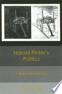 Harold Pinter S Politics