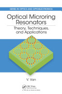 Optical Microring Resonators