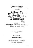 Selections from the World s Devotional Classics
