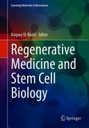 Regenerative Medicine and Stem Cell Biology Book