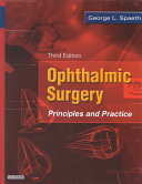 Ophthalmic Surgery Book