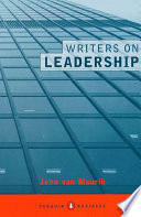 Writers on Leadership Book