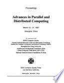 Advances in Parallel and Distributed Computing