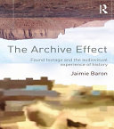 The Archive Effect Book